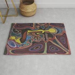 Ignorance Is Bliss Rug
