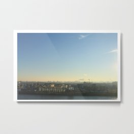 from the elbphilharmonie Metal Print