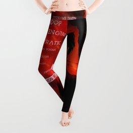 3D Leggings