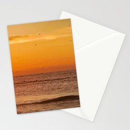 Wild Sunrise Stationery Cards