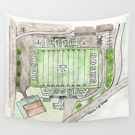 Trinity High School Football Field, Louisville, KY #gift Wall Tapestry