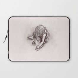 Ruby and the Rat Laptop Sleeve