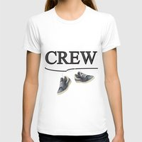 animal crew T-shirts featuring Crew by Cs025