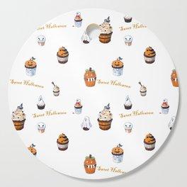 Halloween  sweets Cutting Board