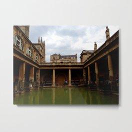 Bath, England Metal Print
