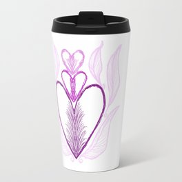 Fit for a Princess (Purple) Travel Mug