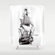 Grand Turk Shower Curtain
