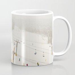 powder day Coffee Mug