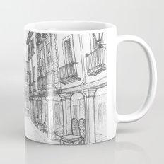 Calle Mayor of Alcalá Coffee Mug