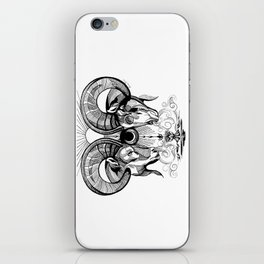 Aries Rams iPhone Skin