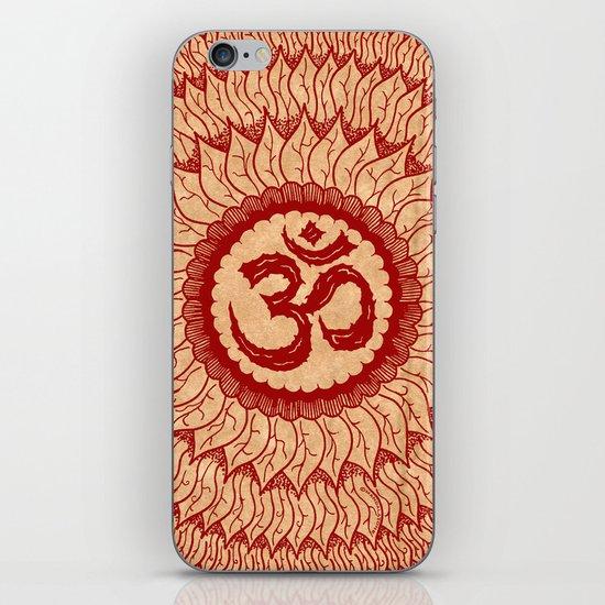 lialiom mandala iPhone Skin