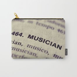 464. Musician Carry-All Pouch