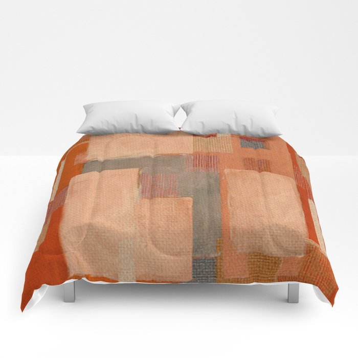 Urban Intersections 5 Comforters