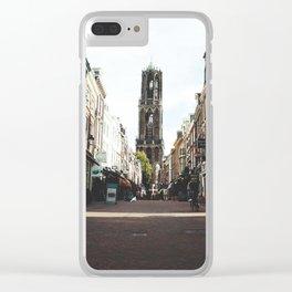 Utrecht Clear iPhone Case