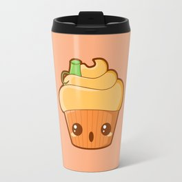 Spooky Cupcake - Pumpkin Travel Mug