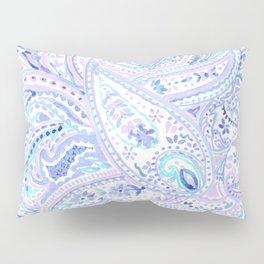 Painted paisley Pillow Sham