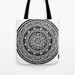 Egyptian Inspired Mandala Tote Bag