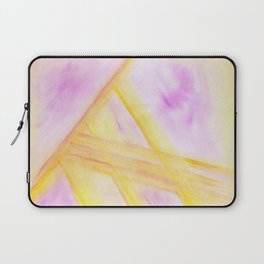 Triangle striations  Laptop Sleeve