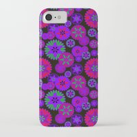 olivia joy iPhone & iPod Cases featuring Joy Foulard  by Nina May Designs