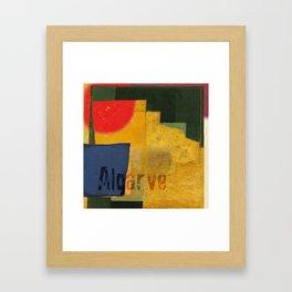 Algarve Framed Art Print