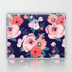 Aurora Floral Laptop & iPad Skin