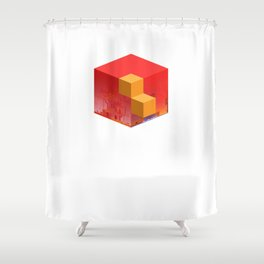 Fezzin' Shower Curtain