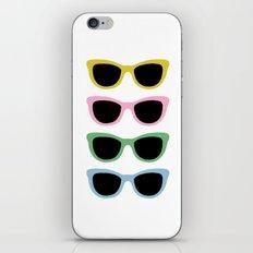 Sunglasses #4 iPhone & iPod Skin