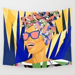 Summer feeling Wall Tapestry