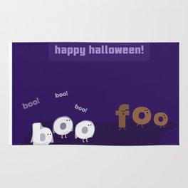 Happy Halloween Rug