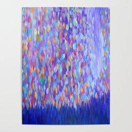 Rain Blossom Poster