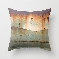 the airstream Throw Pillow