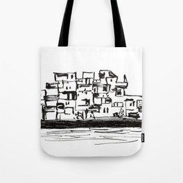 Habitat 67 Tote Bag