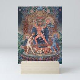 Hindu - Kali 3 Mini Art Print