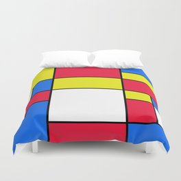 Abstract #402 Duvet Cover
