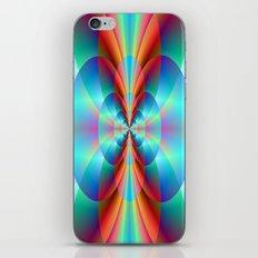 Circle Point iPhone & iPod Skin