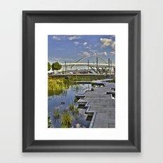 TANNER SPRINGS  Framed Art Print