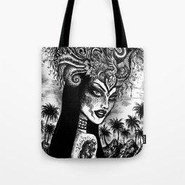 Wild Wisdom Tote Bag