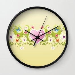 Feel my Nature Wall Clock