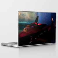 aviation Laptop & iPad Skins featuring Aviation III by Starr Cuevas Photography