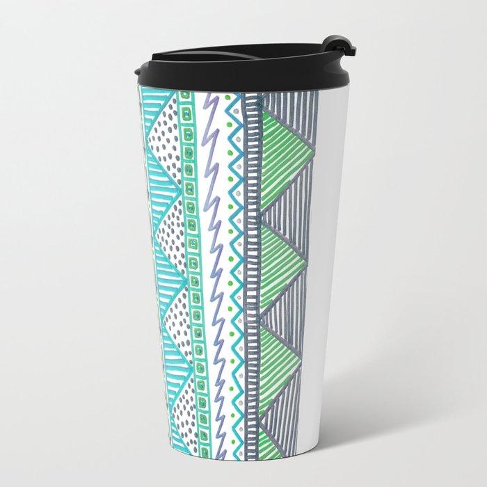 Ocean T Travel Mug