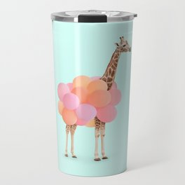 GIRAFFE PARTY Travel Mug