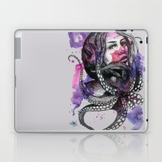 Octopus by carographic Laptop & iPad Skin