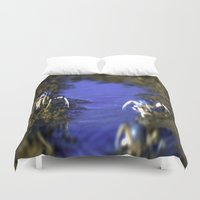 soldier Duvet Covers featuring Soldier On by Samual Lewis Davis BMmSt CQU