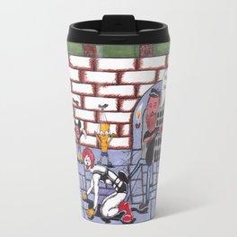 Wizardskull Travel Mug