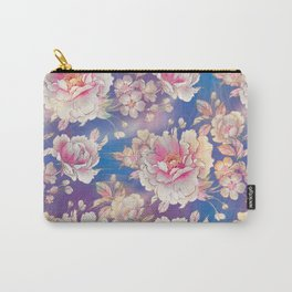 Testing The Flowers. Carry-All Pouch