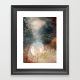 Canto 7 Charybdis by SG Schroeder Framed Art Print