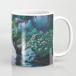 Waterfall by MRT Coffee Mug