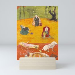 Florine Stettheimer - Heat, 1919 Mini Art Print