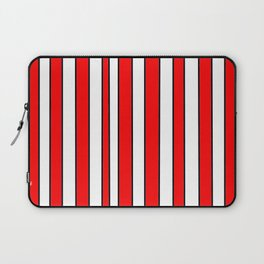 Strips 10-line,band,striped,zebra,tira,linea,rayas,rasguno,rayado. Laptop Sleeve