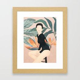 My Elegance Framed Art Print